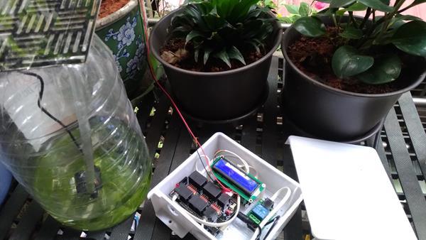 【課程】IoT 雲端自動澆花系統實作,玩開發板、硬體組裝、雲端自動化系統建立、水位監控,一天學會