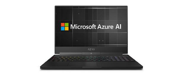 英特爾、微軟聯手技嘉,打造全球首款AI筆電AERO 15
