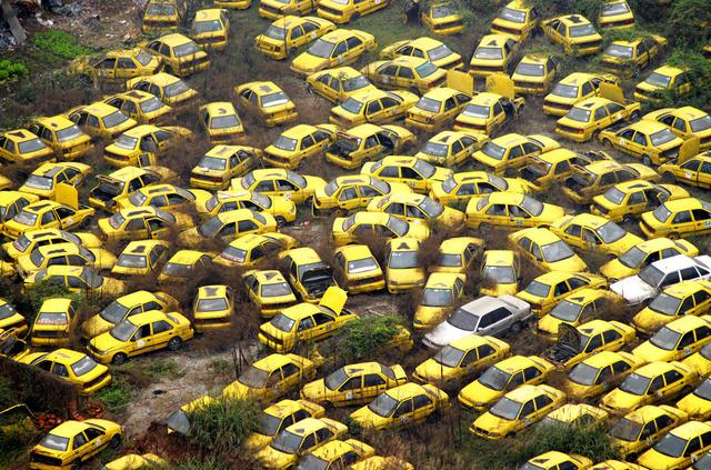 如果沒有明天,要怎麼說再見?十個最有意思的交通墳場