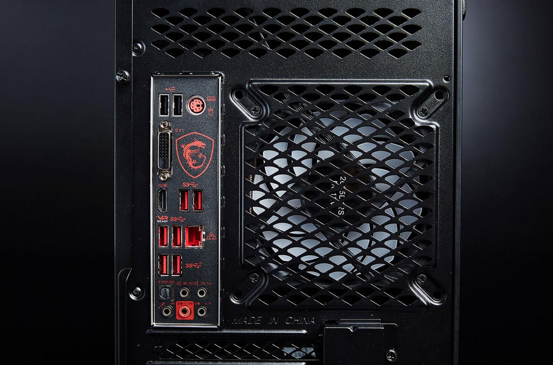 MSI Gungnir 100 執法者電競主機一手實測!(內含 TGS 限定優惠方案)