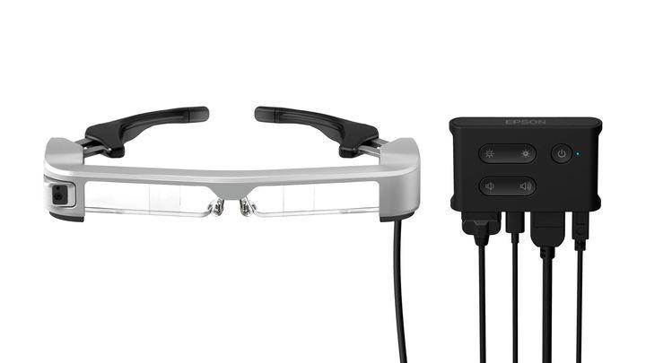 Epson 推出新一代雙眼穿透式智慧眼鏡 Moverio BT-35E,並釋出全新免費 AR SDK 開發套件