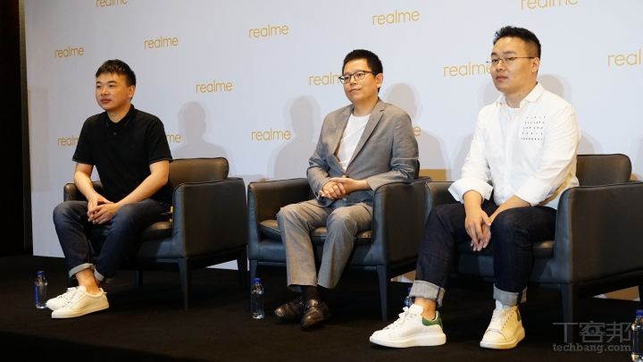 realme為何在台灣只賣平價的青春版而不賣高階版?realme CEO及行銷負責人說明旗下產品規劃�略