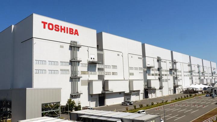 東芝半導體賣掉後,象徵著日本半導體晶片徹底出局。圖片來源