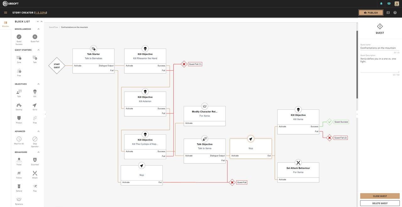 《看門狗:自由軍團》�式發表;《刺客教條:奧德賽》追加「故事創作器」,「Uplay+」遊戲訂閱服務登場
