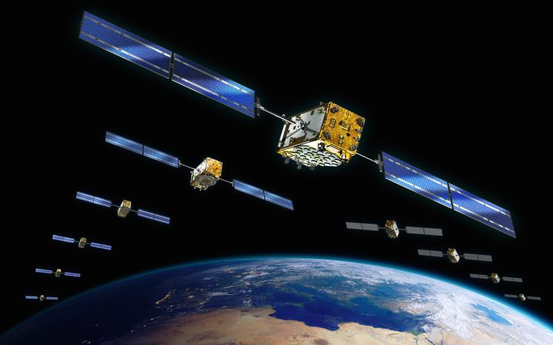 �洲衛星導航系統「伽利略」失效近一周,服務恢復日期尚未確定