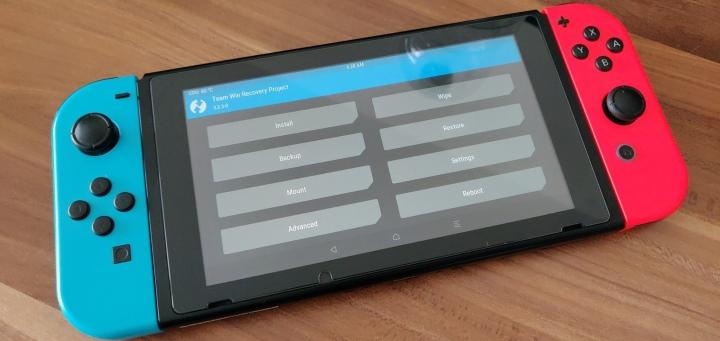 安裝Android系統不但能讓Switch發揮更多功能,還可以執行Shield TV專屬遊戲。(圖片來源:Langer Hans,下同)