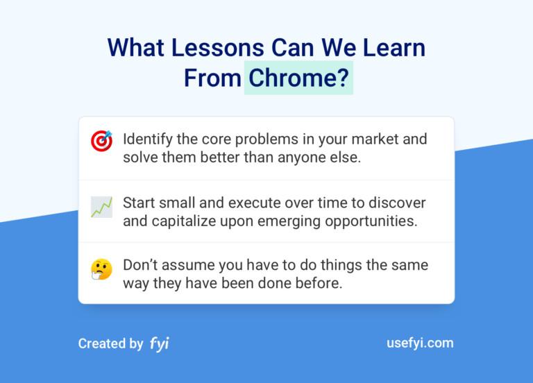 從0%到70%:谷歌Chrome是如何蠶食互聯網的?