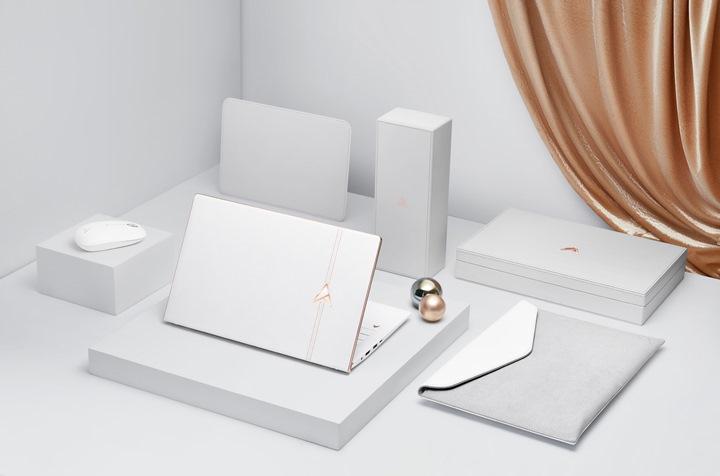 華碩 30 周年限定版 ZenBook Edition 30 本周開賣,18K 金打造、售價 59,900 元起