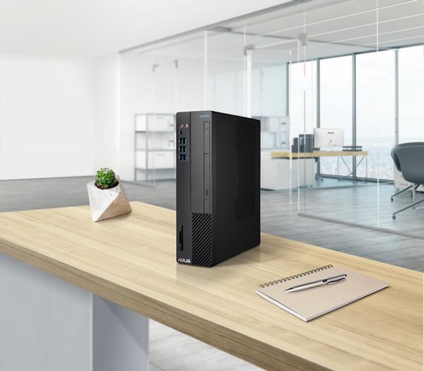 ASUS S641S桌上型電腦(黑色),建�售價NT$19,900起