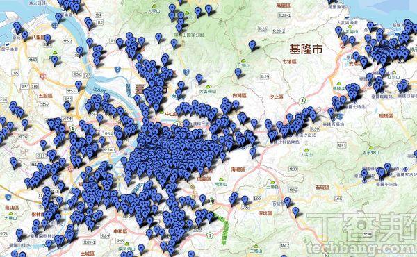 由政府主導的iTaiwan,應該是免費公用Wi-Fi�規模最大者,臨時有網路需求時,人人都可以使用。