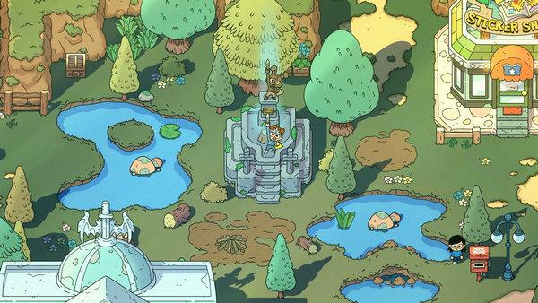 地下城動作冒險RPG《迪托之劍》繁�版獨家代理權確定!