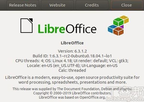 如Linux核心的作�系統,由於微軟Office本身就不支援,自由軟體像LiberOffice的�在依然有其意義。