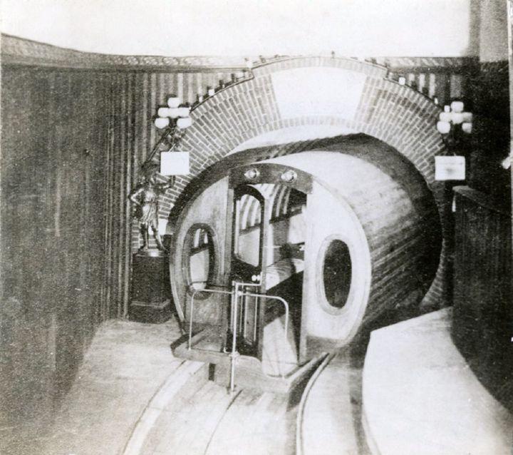 收快遞是怎麼變得蒸汽朋克的?
