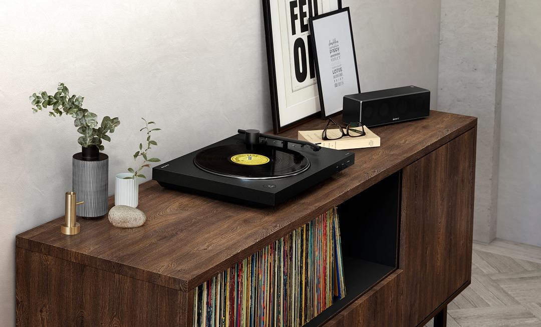 PS-LX310BT 黑膠唱盤