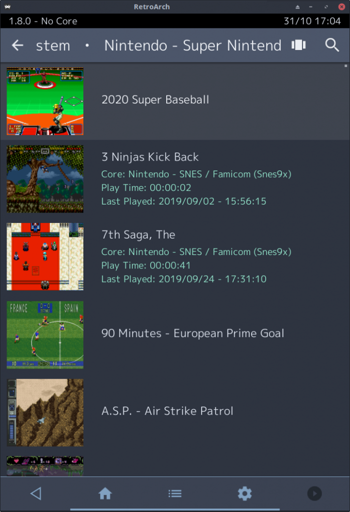 玩家也能自由設定小、中、大等預覽縮圖尺寸。
