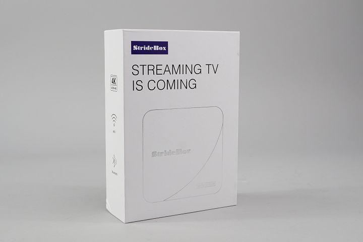 首款 OVO Inside 的第三方電視盒 StrideBox S1 將於雙 11 開賣,價格不到 2000 元