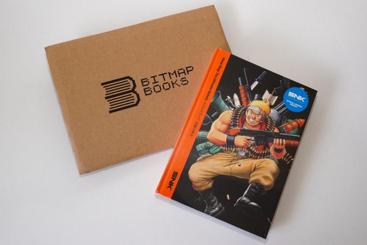 受益於Bitmap Books細心的包裝,書籍在運送途中並沒有受到任何損傷。