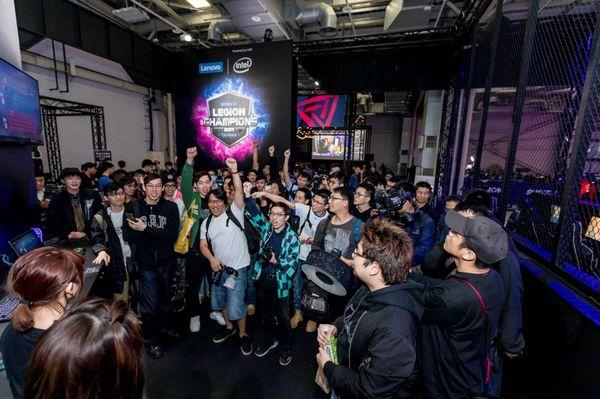 Lenovo第四屆Legion菁英賽,總冠軍M1 Esports將遠征泰國總決賽