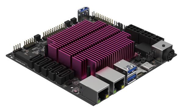 使用大型散熱片對於控制SoC溫度與提升穩定性有所幫助。