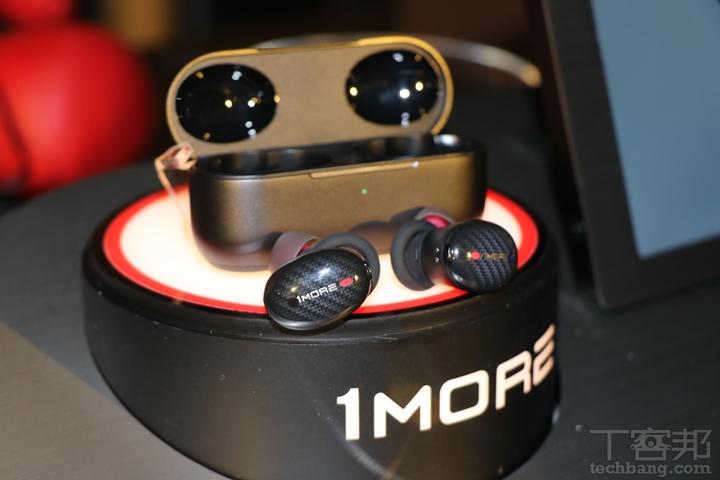1More 在台上市 Stylish「太空人版 」TWS 耳機,內建吳青峰真人提示音、售價 3,680 元
