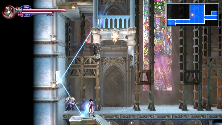 遊戲也保有許多探索與解迷要素,例如可以將自己化身為光線,並透過鏡�折射穿過狹小空間。