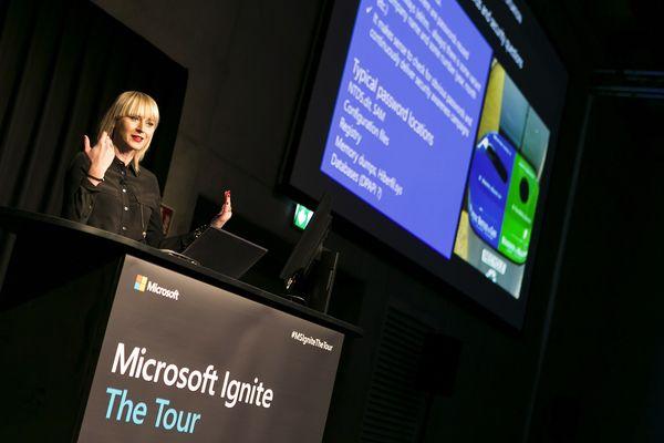全球IT年度盛會  微軟Ignite The Tour 2月登台