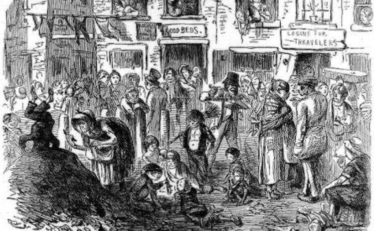 1854年,守夜人雪諾如何在倫敦大戰傳染病夜王?
