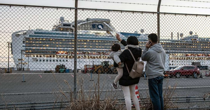 疫情之下,價值456億美元的全球郵輪產��成為一個被人人喊打的海上國度