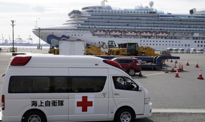 美國將包機接回「鑽石公主號」郵輪上380名美國公民及其家屬回國