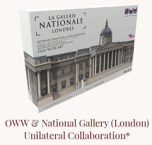 倫敦國家美術館�史上最大「洗劫」?「贓畫」被盡數展出,場地比羅浮宮還大400倍