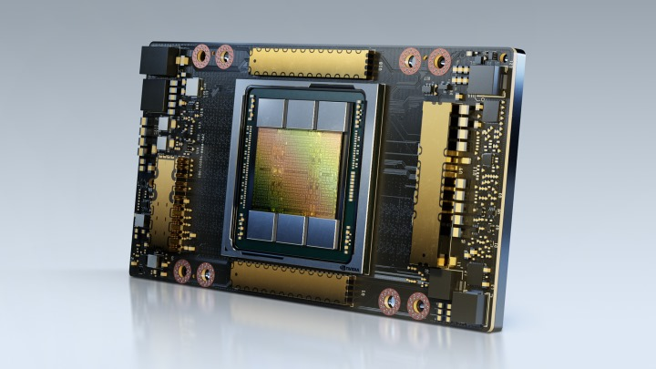 A100 80GB GPU的特色為搭載的記憶體從40GB倍增為80GB。