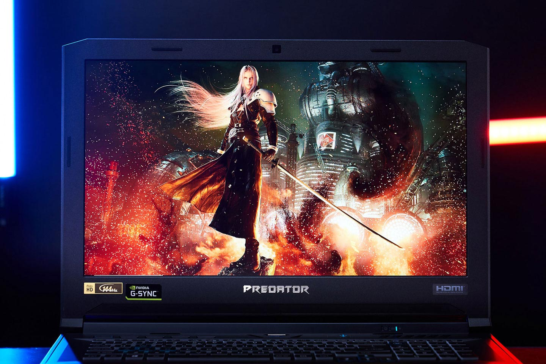 顯示器尺寸為 17.2 吋,解析度為 Full HD。