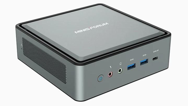 HM50是款便當盒般的迷你電腦。。