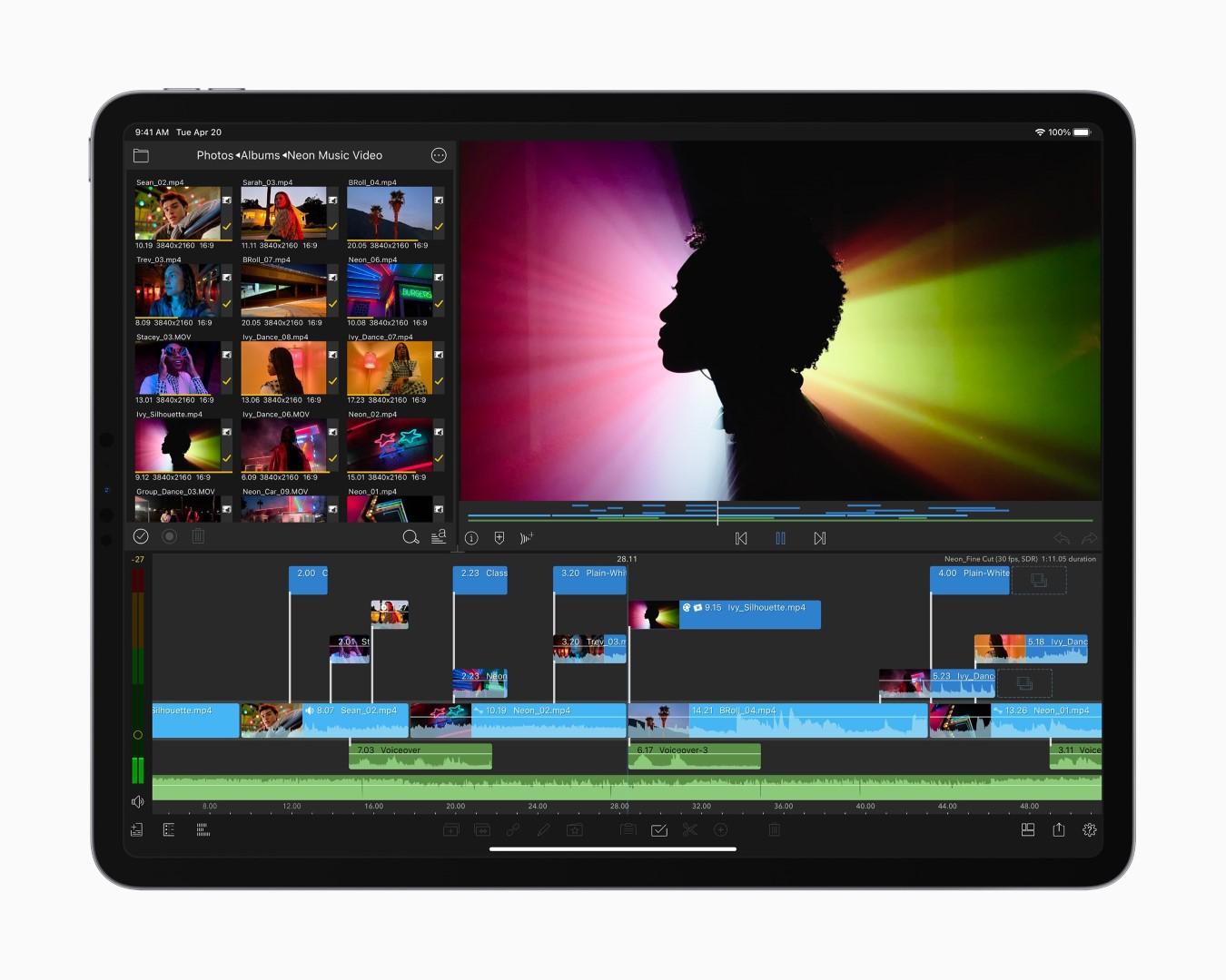 定位在旗艦規格及效能的 iPad Pro,用個 2~3 年並不成問題,如果你手上正在用 iPad Pro 2020,應用在 4K 影像剪輯、3D 繪圖、手繪也相當順暢,倒也不急著現在升級。