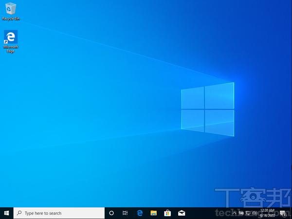Windows 10 Windows 10的預�桌布十分樸素,初始的佈景主題風格以黑色調為主,並沒有像 Windows 11如�活潑,更偏向沉穩與商�化。