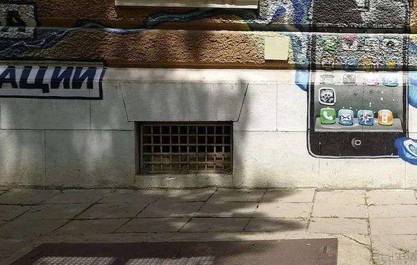 12年後手機拍攝的畫面細節,圖片來源:GSMArena