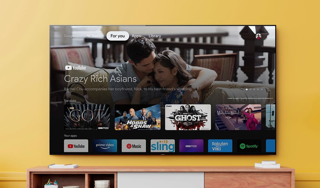 KM-50X85J 是一款智慧功能完整但價格很實惠的顯示器,內建 Google TV 作�系統可自行擴充數千款應用程式,更棒的是它支援 Chromecast 與 AirPlay 兩種主流的畫面投射技術,無論使用的是 Android 手機或 iOS 裝置都能將裝置上的內容即時同�到大螢幕上欣賞!