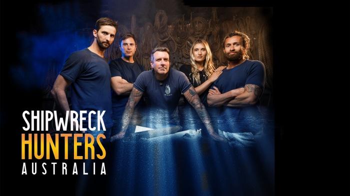 《Shipwreck Hunters Australia》是第一部為 Disney+ 製作的澳洲紀錄片,該片記述發生在西澳廣闊海岸線的著名船難之謎。
