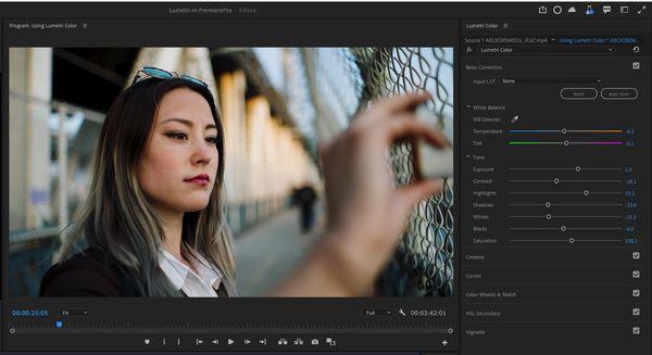 Adobe MAX更新預覽:Premiere Pro Beta版增添自動色調功能