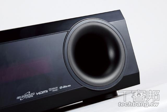 Yamaha YHT-S401:兩件式家庭劇院,輕鬆享受環繞音效